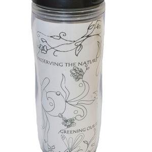 Artiart Suction Mug Grace Drinkwares AM15