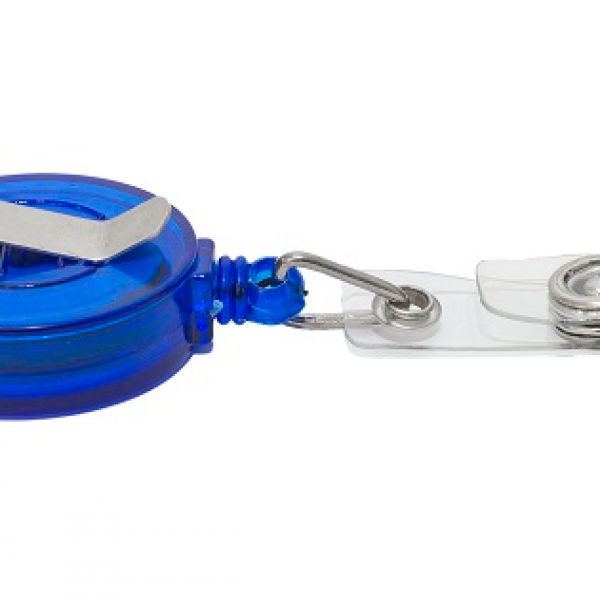 ID 01 ID Card Holder Pulley Lanyards & Pull Reels ID0108