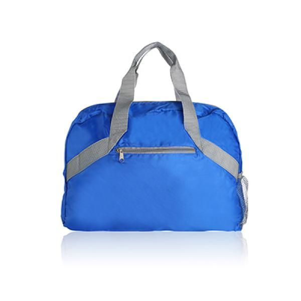 Packway Fold Up Travel Duffel Travel Bag / Trolley Case Bags TTB6006_Thumb_Blue
