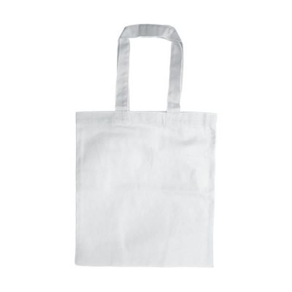 Zathtax Canvas Tote Bag Tote Bag / Non-Woven Bag Bags Promotion Eco Friendly TNW1030_WhiteThumb