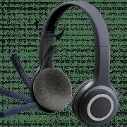 H600 WIRELESS STEREO HEADSET Electronics & Technology Other Electronics & Technology Gadget EMH1011BLKBT-1