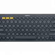 K380 MULTI-DEVICE TOOTH KEYBOARD Electronics & Technology Computer & Mobile Accessories EMK1003BLKBLT