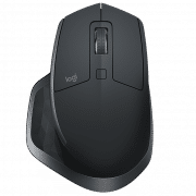 MX MASTER 2S WIRELESS BLUETOOTH MOUSE Electronics & Technology Computer & Mobile Accessories EMM1017BLKBLT-1