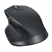 MX MASTER 2S WIRELESS BLUETOOTH MOUSE Electronics & Technology Computer & Mobile Accessories EMM1017BLKBLT-3