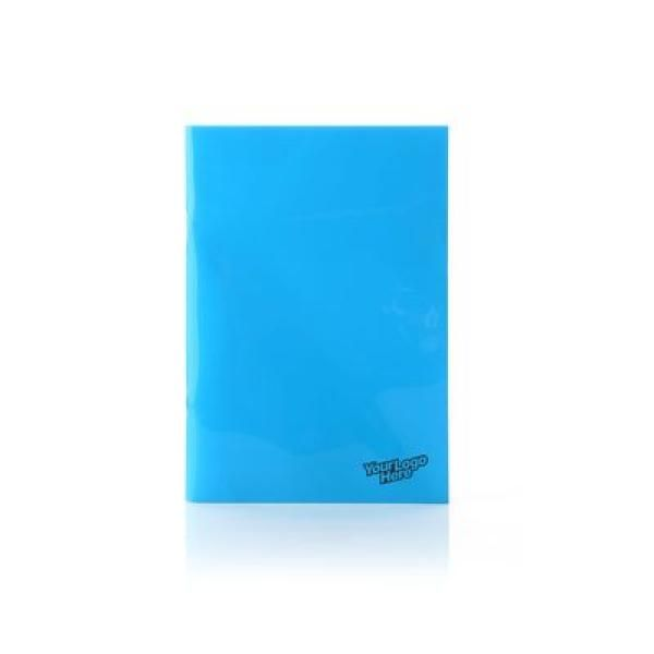 A5 Size Exercise Notebook Printing & Packaging Notebooks / Notepads ZNO6021Thumb_Blu_2
