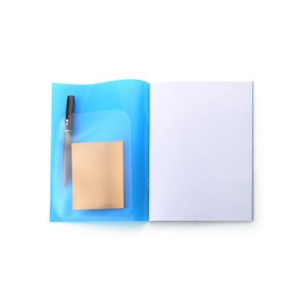 A5 Size Exercise Notebook Printing & Packaging Notebooks / Notepads ZNO6021Thumb_Blu_3