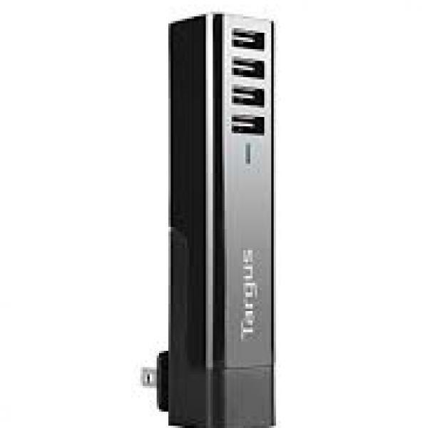 Turbo QUAD USB Travel Charger Electronics & Technology Other Electronics & Technology Gadget EGT1020