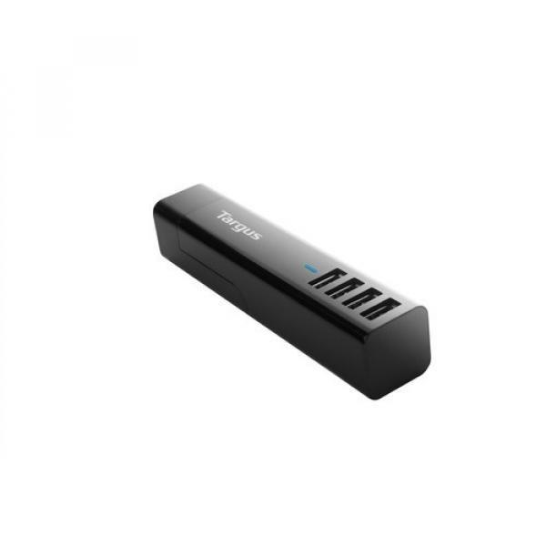 Turbo QUAD USB Travel Charger Electronics & Technology Other Electronics & Technology Gadget EGT1020-1