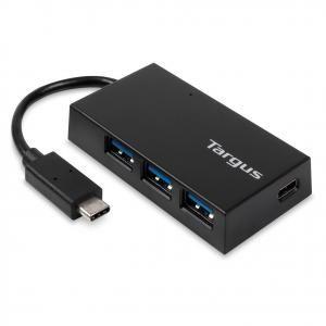 USB-C 4-Port USB HubnUSB-C (Black) Electronics & Technology Other Electronics & Technology Gadget EMO1039
