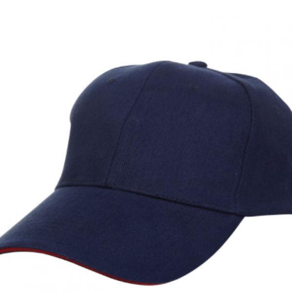 Cotton Cap with Sandwich Headgears 01