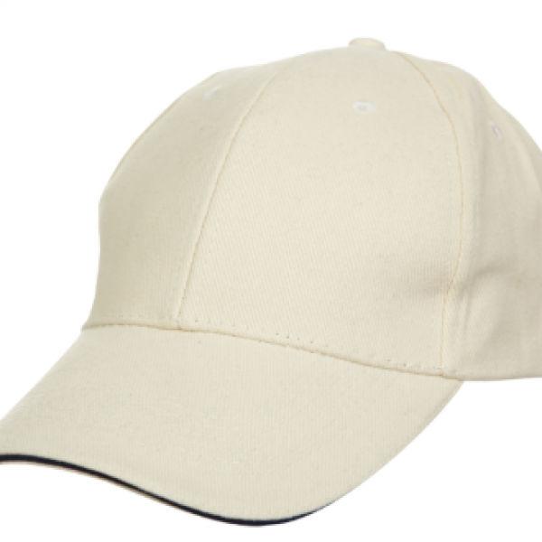 Cotton Cap with Sandwich Headgears 03