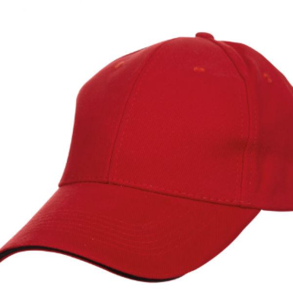 Cotton Cap with Sandwich Headgears 05