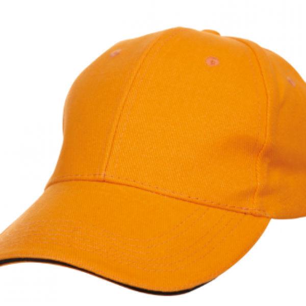 Cotton Cap with Sandwich Headgears 07