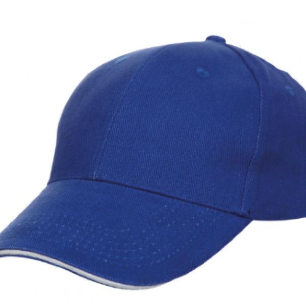 Cotton Cap with Sandwich Headgears 08