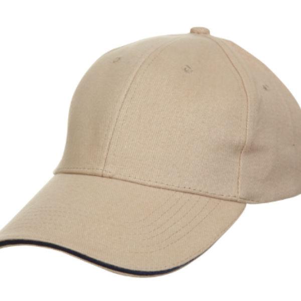 Cotton Cap with Sandwich Headgears 11