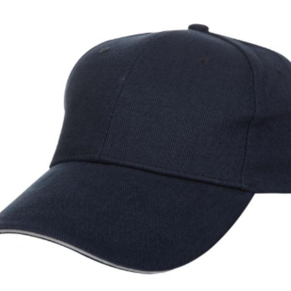 Cotton Cap with Sandwich Headgears 41
