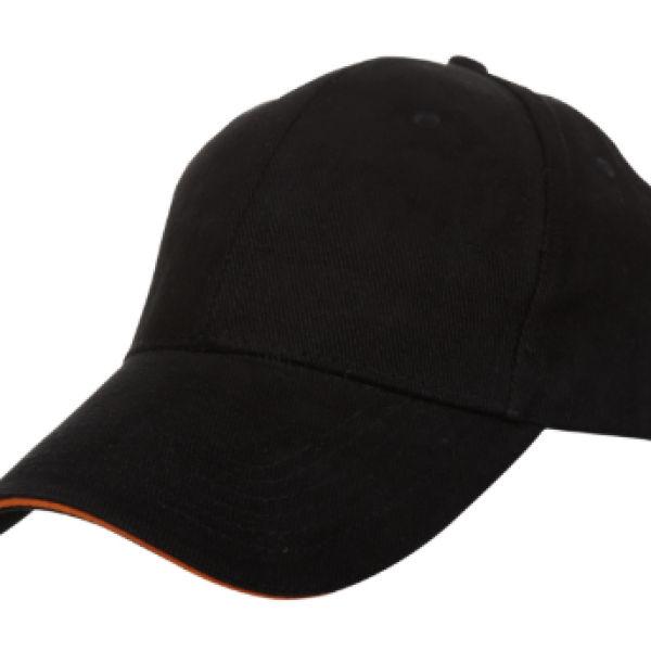 Cotton Cap with Sandwich Headgears 42