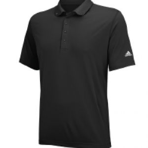 Adidas CF PoloTee Apparel Shirts BLACK