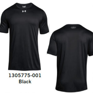 Under Armour locker Tee Apparel Shirts BLACK