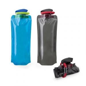 BPA Free Collapsible Water Bottle With Supercap Household Products Drinkwares Largeprod872