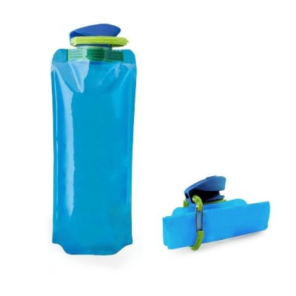 BPA Free Collapsible Water Bottle With Supercap Household Products Drinkwares Productview2872