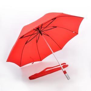 """AL524PW 27"""" Straight Umbrella Straight Umbrella al524pw_f8026_open_1"""
