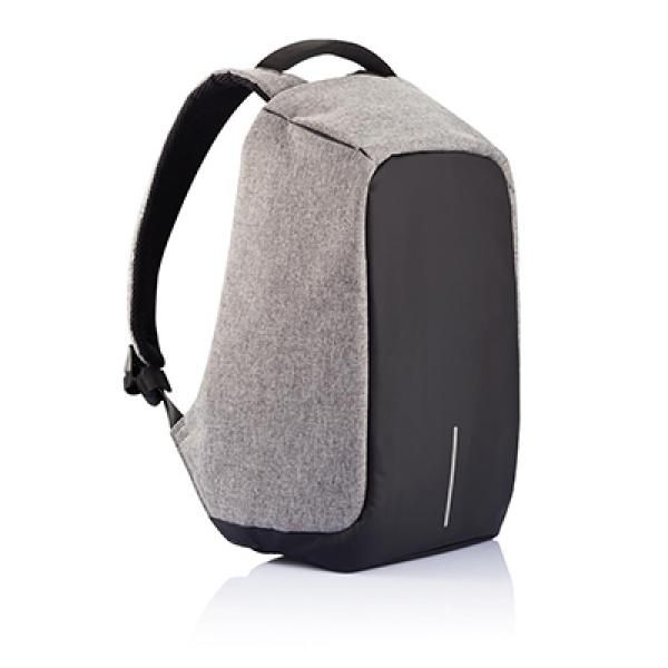 Bobby Anti-Theft Backpack Computer Bag / Document Bag Haversack Travel Bag / Trolley Case Bags Crowdfunded Gifts THB1120-GRY_3