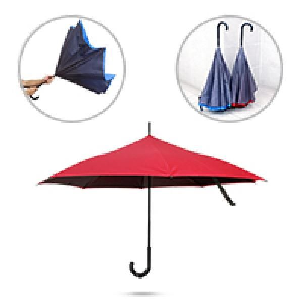 Inverted Umbrella Umbrella Straight Umbrella UMS1306thumb