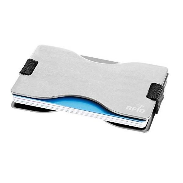 Adventurer RFID Card Holder Electronics & Technology Other Electronics & Technology silver