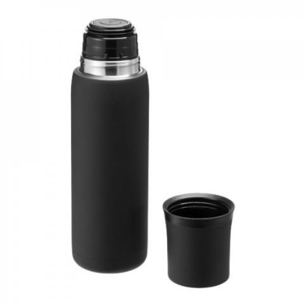 Flow Isolating Stainless Steel Flask Household Products Drinkwares black1