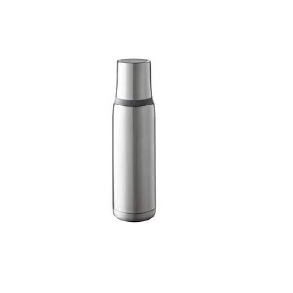 Flow Isolating Stainless Steel Flask Household Products Drinkwares silver1
