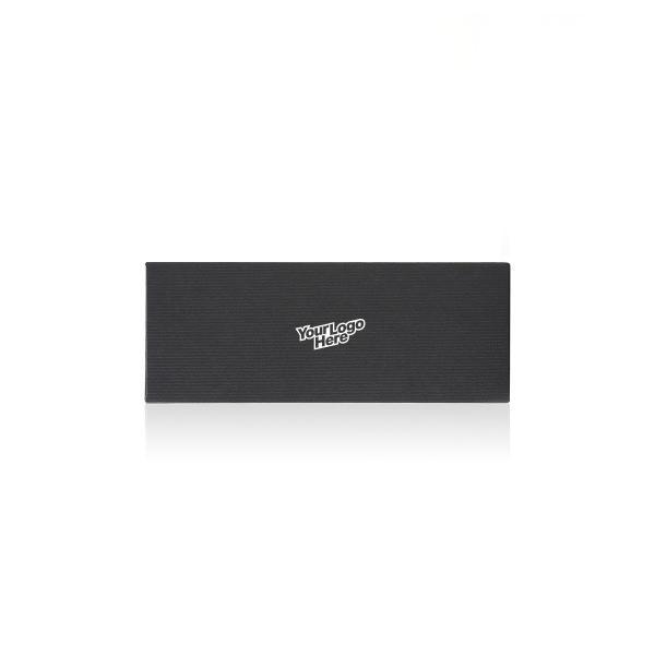 Black Box 17cm X 6.5cm Printing & Packaging ZPA1009_HDlogo