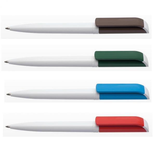 TA2 - BC Anti Bacterial Plastic Pen Office Supplies Pen & Pencils Back To School 12