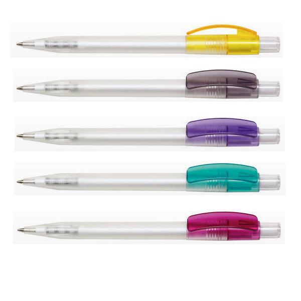 PX40 - FROST NEUTRAL Plastic Pen Office Supplies Pen & Pencils 1139
