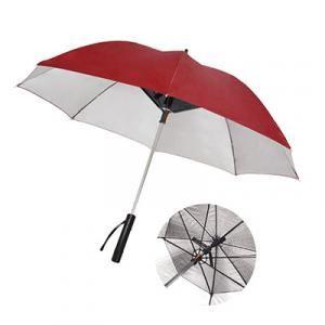 Camacho UV Umbrella  Fan and Powerbank Umbrella Straight Umbrella UMS1004Thumb