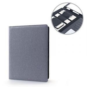 Cascadia A4 Conference Folder Small Leather Goods Leather Folder / Portfolio Largeprod1153