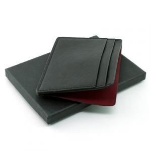 Havana Card Case Small Leather Goods Leather Holder Lcc1301
