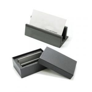 Gun Metal Name Card Holder Metals & Hardwares Card Holder Largeprod943