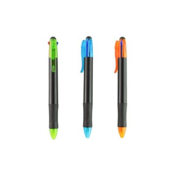 Duo Colors Plastic Pen Office Supplies Pen & Pencils Best Deals Give Back Largeprod506
