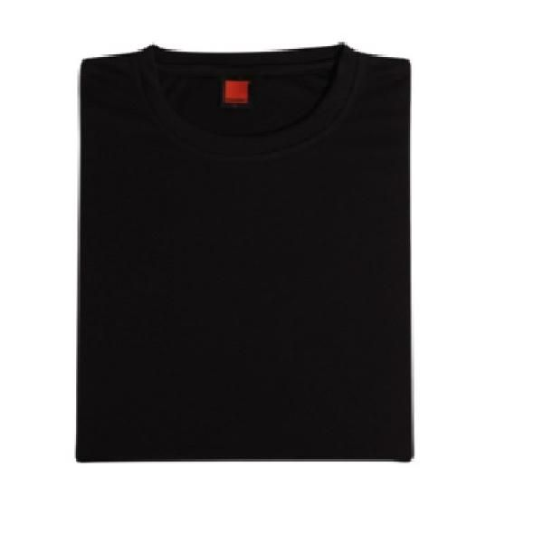 Quick Dry Round Neck Tee Apparel Untitled