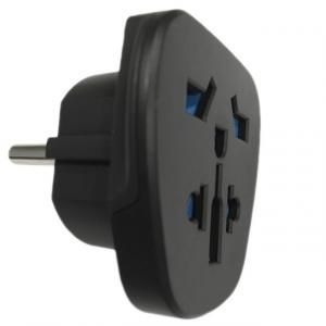 EU Plug Adapter Electronics & Technology Other Electronics & Technology Gadget Promotion Crowdfunded Gifts EGT1021black