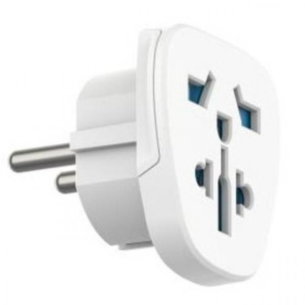 EU Plug Adapter Electronics & Technology Other Electronics & Technology Gadget Promotion Crowdfunded Gifts EGT1021white
