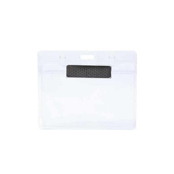Magnetic Plastic Card Holder Office Supplies Other Metal & Hardwares Card Holder Promotion DCH1003HD_2