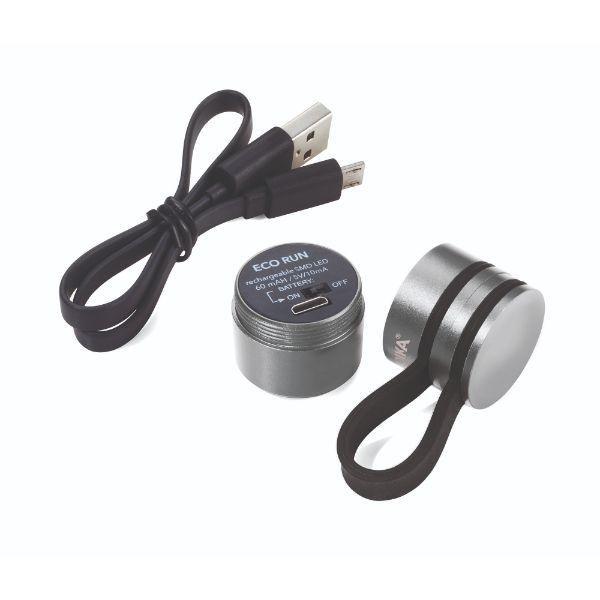 Troika ECO RUN Light Electronics & Technology Metals & Hardwares Other Metal & Hardwares Travel & Outdoor Accessories Other Travel & Outdoor Accessories Eco Friendly EGL1003SWBT-TK-T3