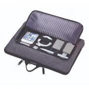 Troika Mon Carry Computer Bag / Document Bag Travel Bag / Trolley Case Bags TDB1022DGY-TK-T5