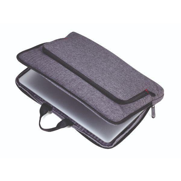Troika Mon Carry Computer Bag / Document Bag Travel Bag / Trolley Case Bags TDB1022DGY-TK-T9