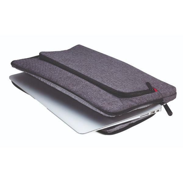 Troika Mon Carry Computer Bag / Document Bag Travel Bag / Trolley Case Bags TDB1022DGY-TK-T1
