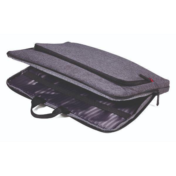 Troika Mon Carry Computer Bag / Document Bag Travel Bag / Trolley Case Bags TDB1022DGY-TK-T7