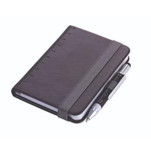 Troika Lilipad+Liliput Small Leather Goods Office Supplies Other Leather Related Products Notebooks / Notepads Stationery Sets ZNO1042BLK-TK-T
