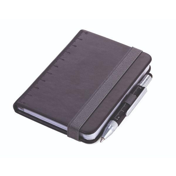 Troika Lilipad+Liliput Office Supplies Other Leather Related Products Notebooks / Notepads Stationery Sets ZNO1042BLK-TK-T